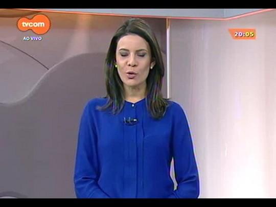 TVCOM 20 Horas - As informações do trânsito e falta de luz no estado com Vanessa da Rocha - 23/12/2014