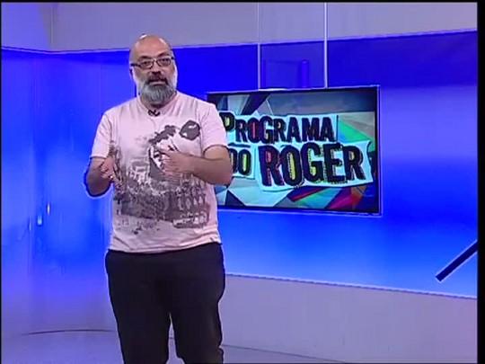 Programa do Roger - Izmália e os Incansáveis - Bloco 2 - 03/02/15