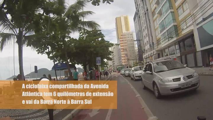 Pedal em Balneário Camboriú