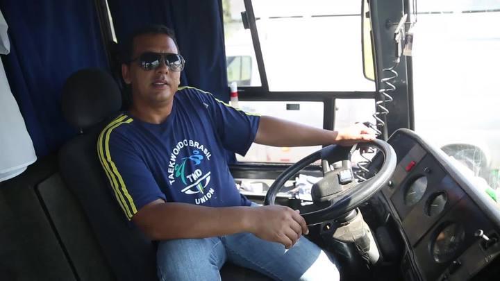 Defeito no cinto de segurança fez motorista desistir da viagem com grupo