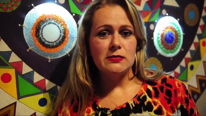 Maria Helena de Souza descobriu na televisão que poderia emagrecer