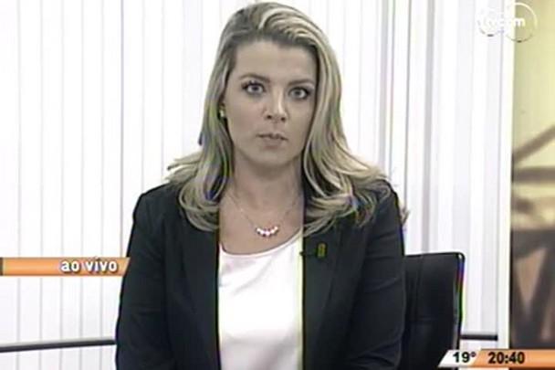 TVCOM 20 Horas - Em Blumenau, Câmara aprova lei que obriga supermercados a disponibilizarem funcionário para auxiliar deficientes visuais - 22.04.15