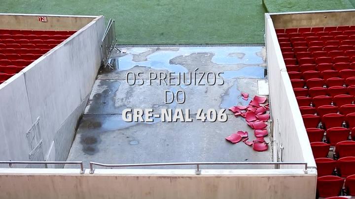Os prejuízos do Gre-Nal 406