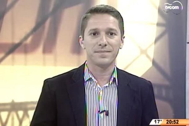 TVCOM 20 Horas - Pela Série B, Criciúma vence o Atlético-GO e se afasta da zona de rebaixamento - 30.05.15
