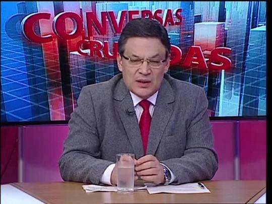 Conversas Cruzadas - Debate sobre a crise no setor automotivo - Bloco 1 - 05/06/15