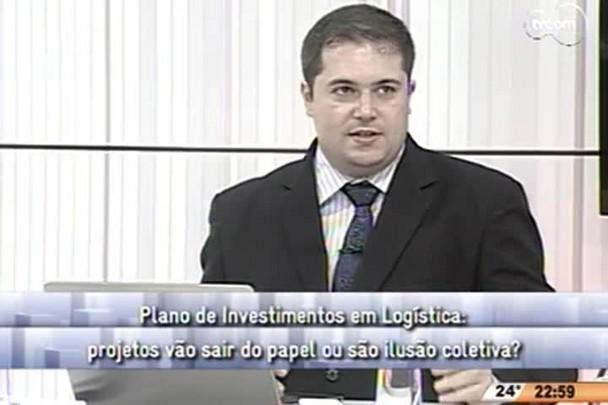 Conversas Cruzadas - Plano de Investimentos em Logística - 4º Bloco - 10.06.15
