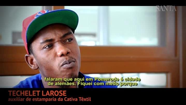 Brezilyen - Techelet Larose