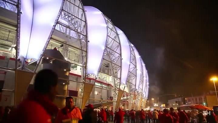 Em vídeo, veja como foi Inter x Tigres