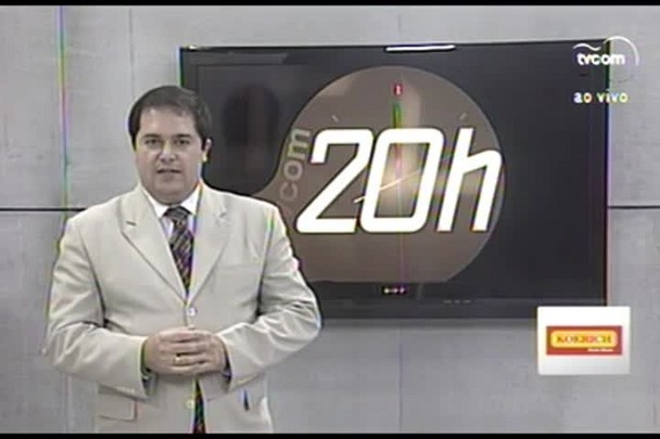 TVCOM 20 Horas - 3ºBloco - 30.07.15
