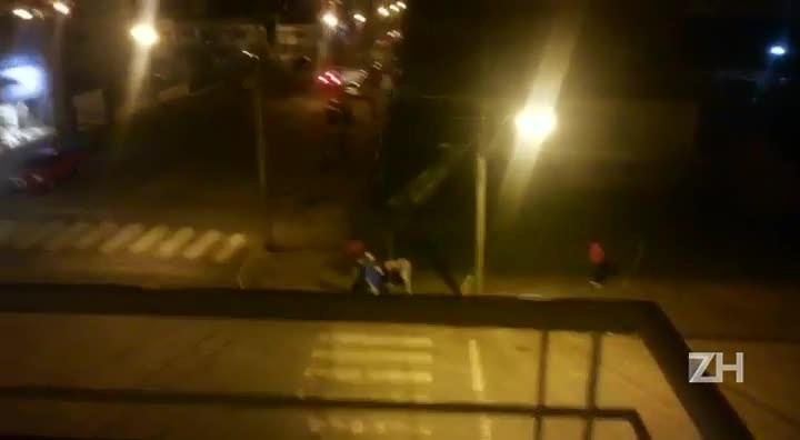 Homem agride ex-companheira e atropela homem na fuga em Flores da Cunha
