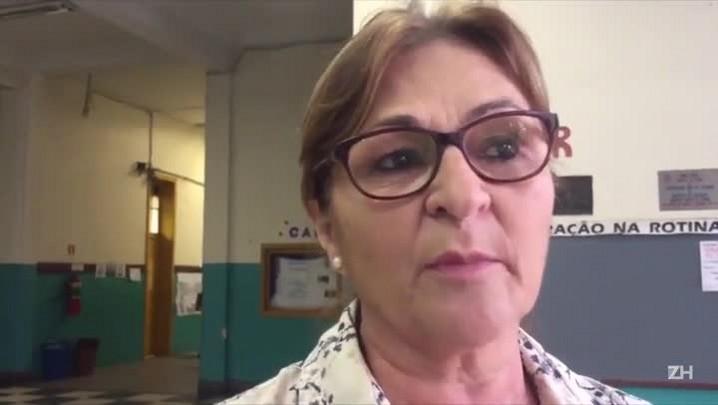 Diretora comenta sensação de insegurança no Instituto Flores da Cunha