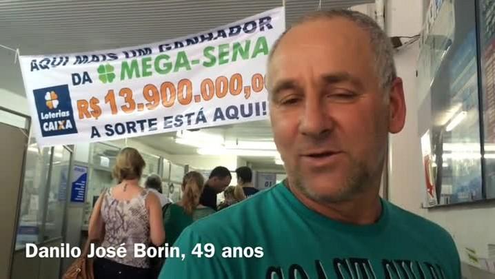 O que você faria se ganhasse os R$ 80 milhões da Mega Sena?