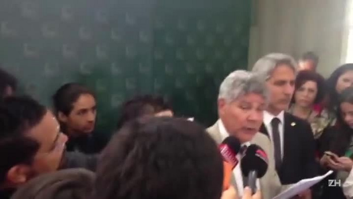 PSOL e Rede pedem afastamento de Cunha da presidência da Câmara