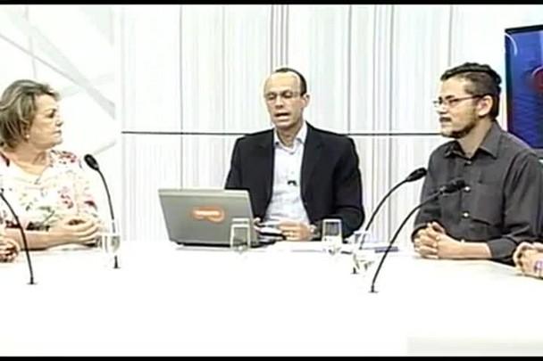TVCOM Conversas Cruzadas. 3º Bloco. 25.02.16