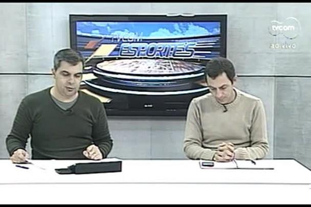 TVCOM Esportes. 4º Bloco. 03.05.16