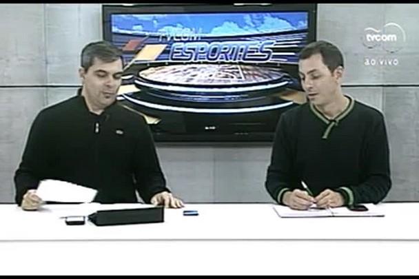 TVCOM Esportes. 1º Bloco. 18.05.16