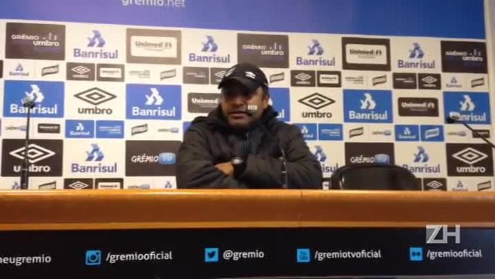Roger fala sobre entrada de Ramiro no meio