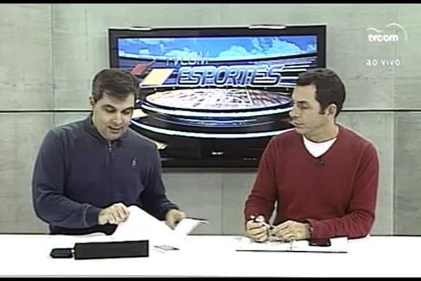 TVCOM Esportes. 1º Bloco. 29.06.16