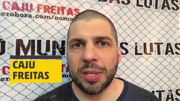 Caju Freitas: Amanda Nunes vai nocautear Ronda Rousey
