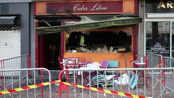 Incêndio mata 13 pessoas em Rouen, na França