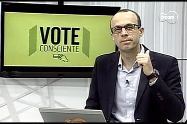 TVCOM Conversas Cruzadas. 3º Bloco. 12.08.16