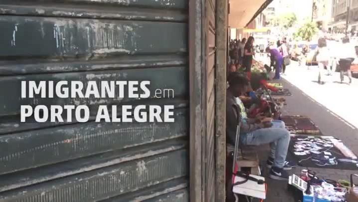 Ser imigrante em Porto Alegre