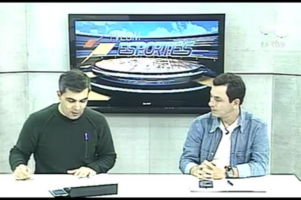 TVCOM Esportes. 2º Bloco. 06.10.16