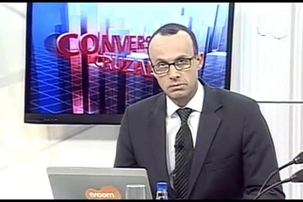 TVCOM Conversas Cruzadas. 3º Bloco. 13.10.16