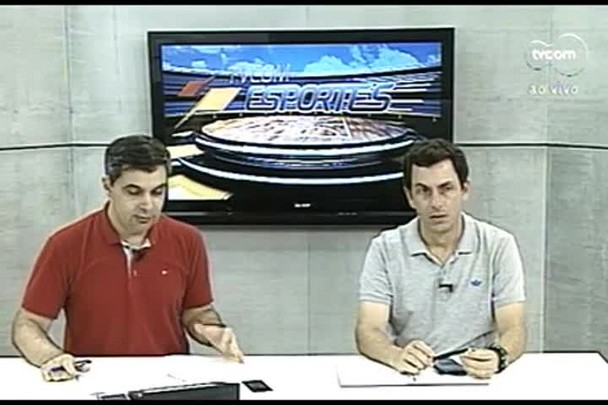 TVCOM Esportes. 1º Bloco. 20.10.16