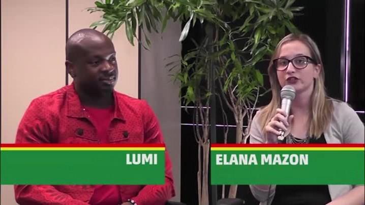 Nigeriano quase gaúcho: Lumi, do The Voice Brasil, fala sobre sua relação com o Estado