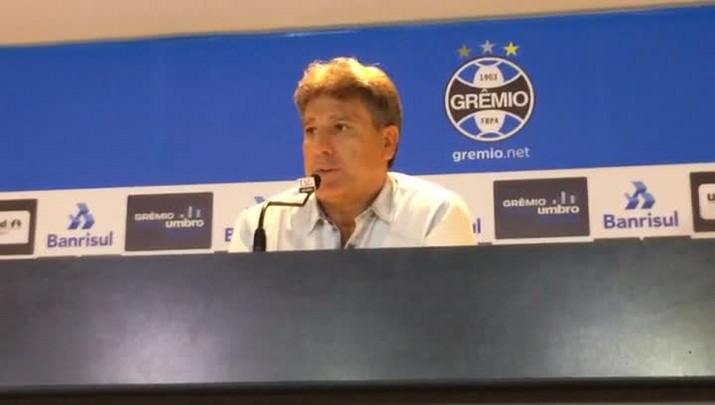 Renato avalia goleada do Grêmio sobre o Juventude