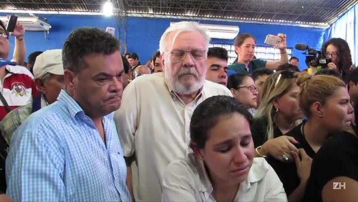 Líder da Juventude Liberal é morto no Paraguai