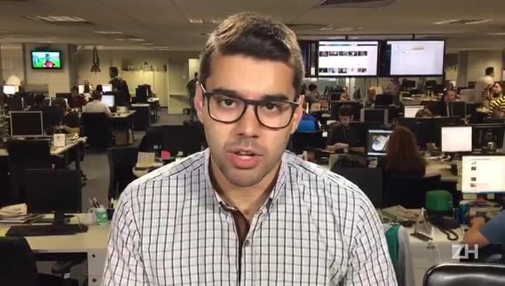 Diori Vasconcelos comenta a arbitragem de Cruzeiro x Grêmio