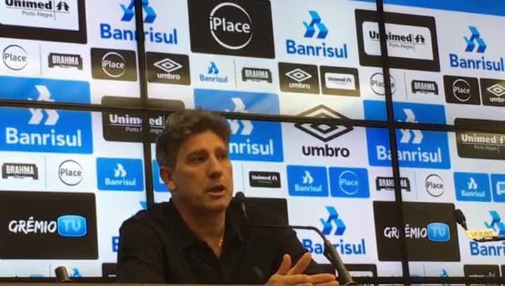 Renato comenta vantagem do Corinthians no Brasileirão