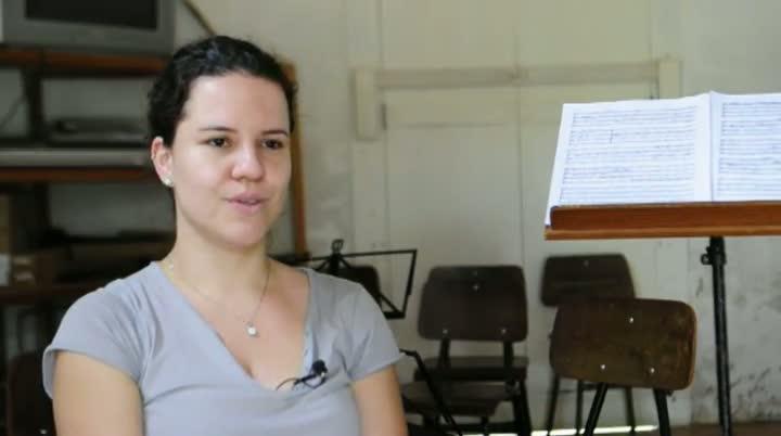Aulas de música em escolas públicas de São Pedro de Alcântara