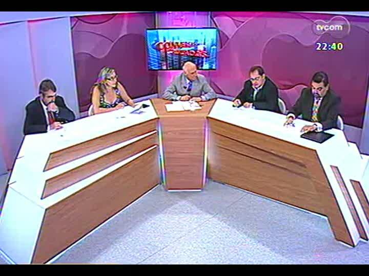 Conversas Cruzadas - Balanço do governo Dilma - Bloco 2 - 21/12/2012