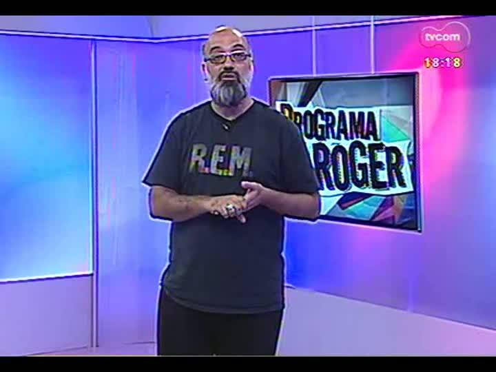 Programa do Roger - Adriana Deffenti - bloco 3 - 30/01/2013