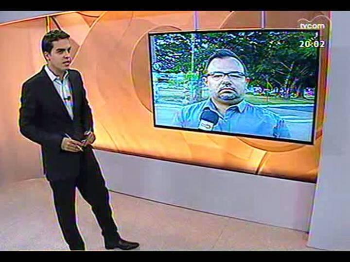 TVCOM 20 Horas - Primeiro caso do ano de dengue em Porto Alegre - Bloco 1 - 05/02/2013