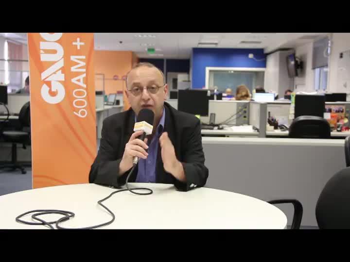 Nando Gross projeta os jogos da Dupla Gre-Nal deste domingo. 16/02/2013