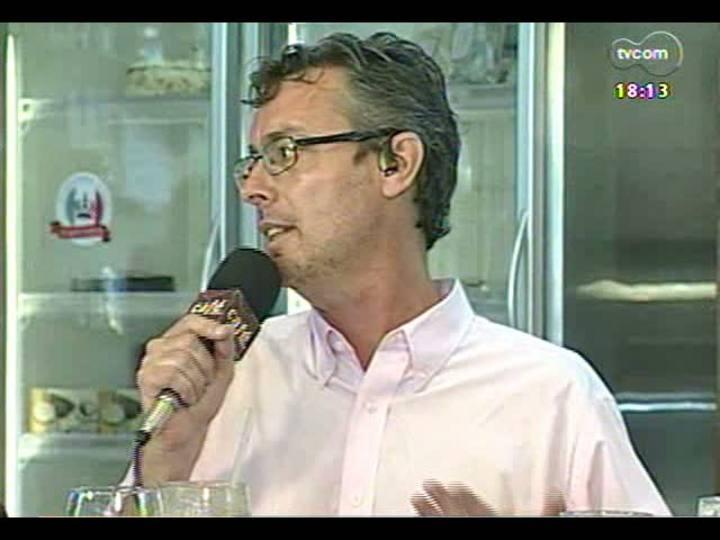 Café TVCOM - 23/02/2013 - Bloco 4 - Novo partido lançado por Marina Silva