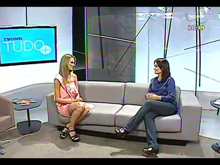 TVCOM Tudo Mais - Caroline Escouto, Garota Verão 2013