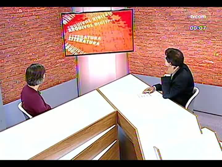 Mãos e Mentes - Montador de filmes e programadas de televisão, Giba Assis Brasil - Bloco 4 - 05/03/2013