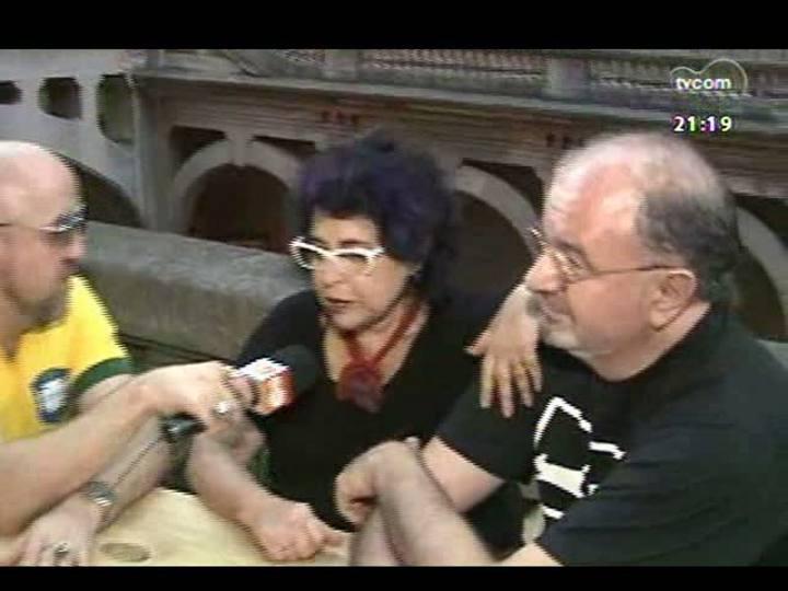 TVCOM Tudo Mais - DR na TV: especial no aniversário de Porto Alegre