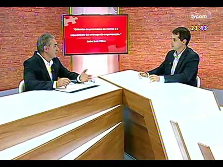 Mãos e Mentes - Estrategista de negócios e marcas e presidente do grupo Competence, João Satt Filho - Bloco 2 - 26/03/2013