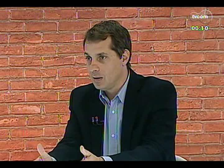 Mãos e Mentes - Jornalista e idealizador do Tchêpédia, Daniel Bittencourt - Bloco 4 - 28/03/2013