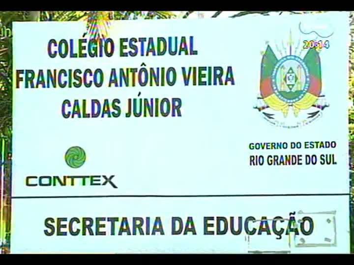 TVCOM 20 Horas - Greve do Cpers - Bloco 2 - 23/04/2013