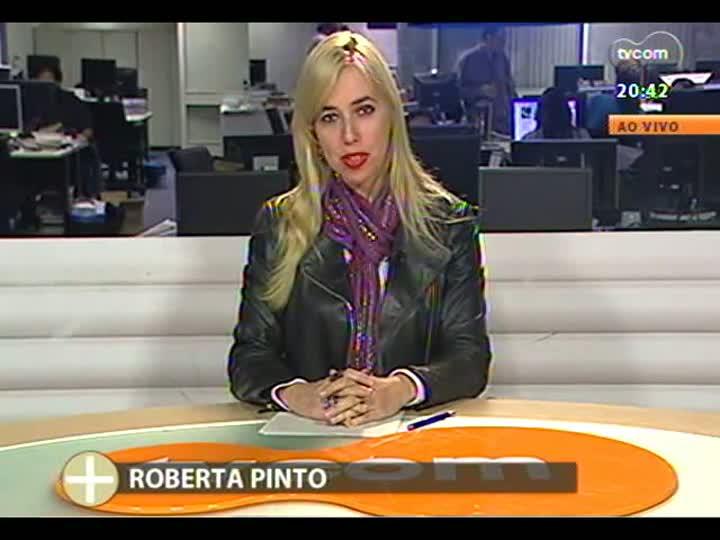 TVCOM Tudo Mais - Novidades da telona com Roberta Pinto