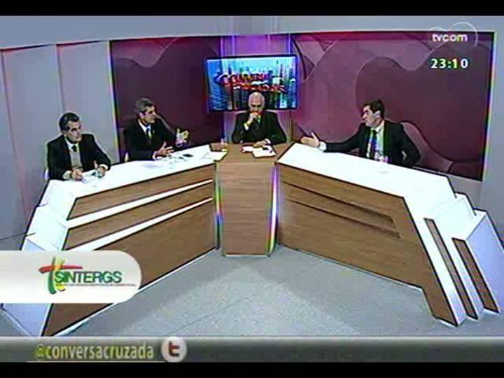 Conversas Cruzadas - Debate sobre a liberdade provisória concedida pela Justiça aos réus presos depois do incêndio da Boate Kiss - Bloco 4 - 03/06/2013
