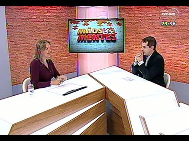 Mãos e Mentes - professora Marina Reidel - Bloco 1 - 07/06/2013