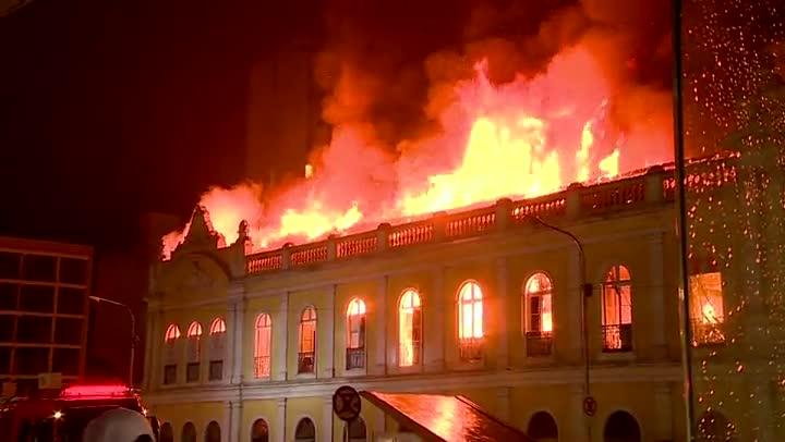 Porto da Copa - Após incêndio, como será a reconstrução do Mercado Público de Porto Alegre - Bloco 1 - 13/07/2013
